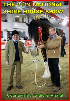 The 2014 National Shire Horse Show
