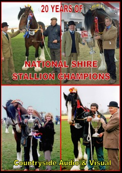 20 Years of National Shire Stallions