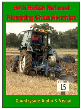 64th British National Ploughing Championships