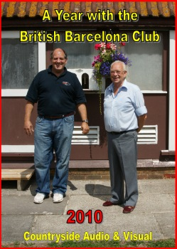 A Year with the British Barcelona Club - 2010