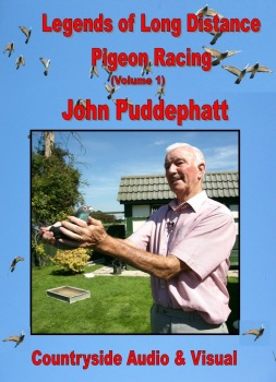 Legends of Pigeon Racing - John Puddephatt