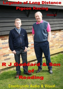 Legends of Pigeon Racing - R J Goddard